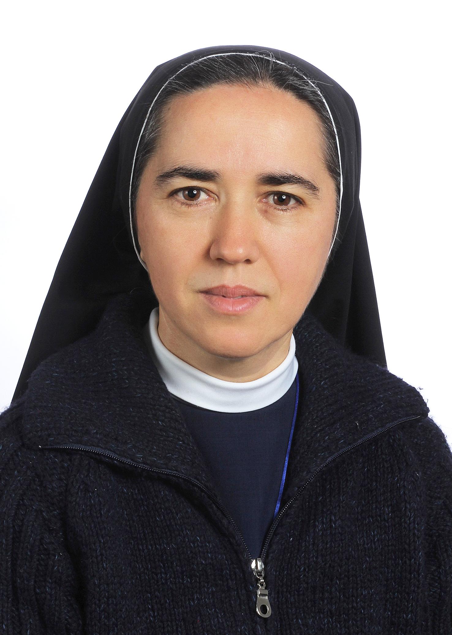Sor María del Carmen Vázquez Crego- Directora General y Coordinadora de Pastoral - copia
