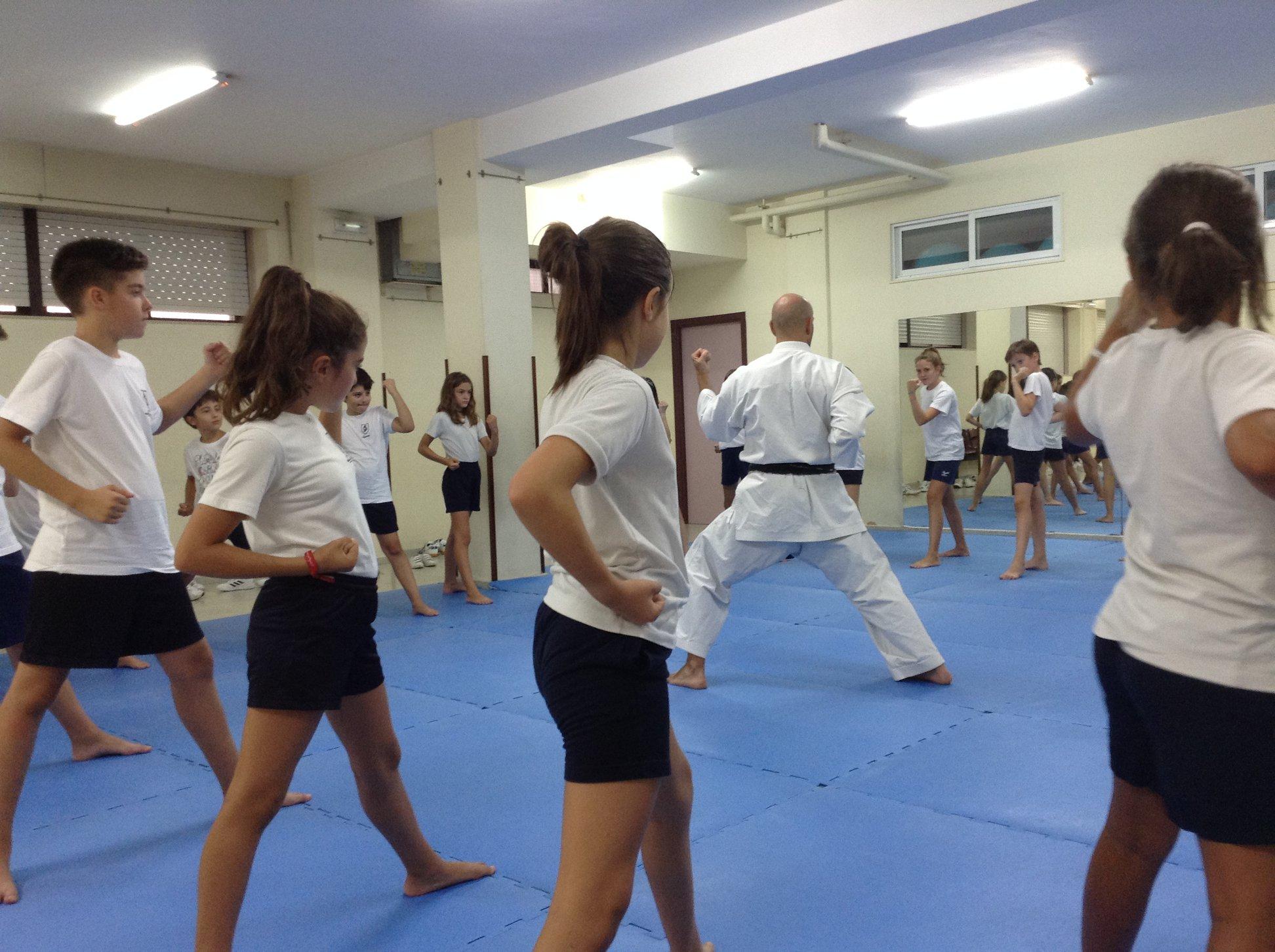 karate cluny santiago extraescolar 2018 2019
