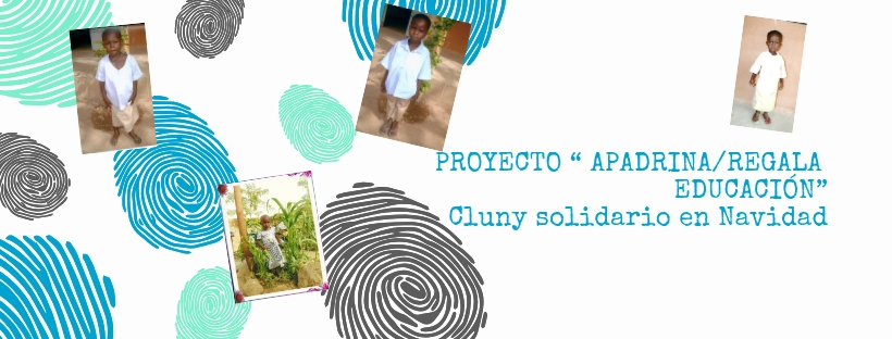 Cluny_Santiago_apadrina_regala_educación